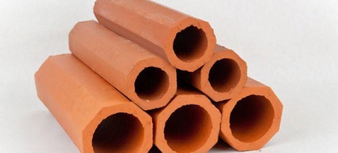 Керамические трубы и их использование
