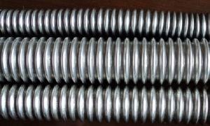 Гофрированная труба из нержавеющей стали