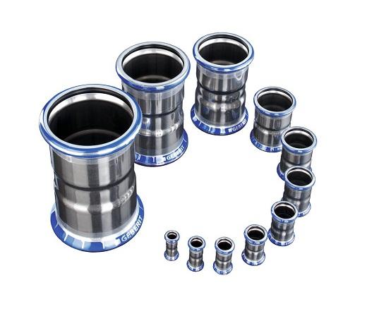 Фитинги для стальных труб из нержавеющей стали